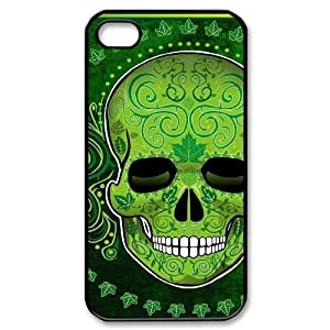 Skull DIY Cover Case for iPhone 4,4S LMc-08816 at LaiMc