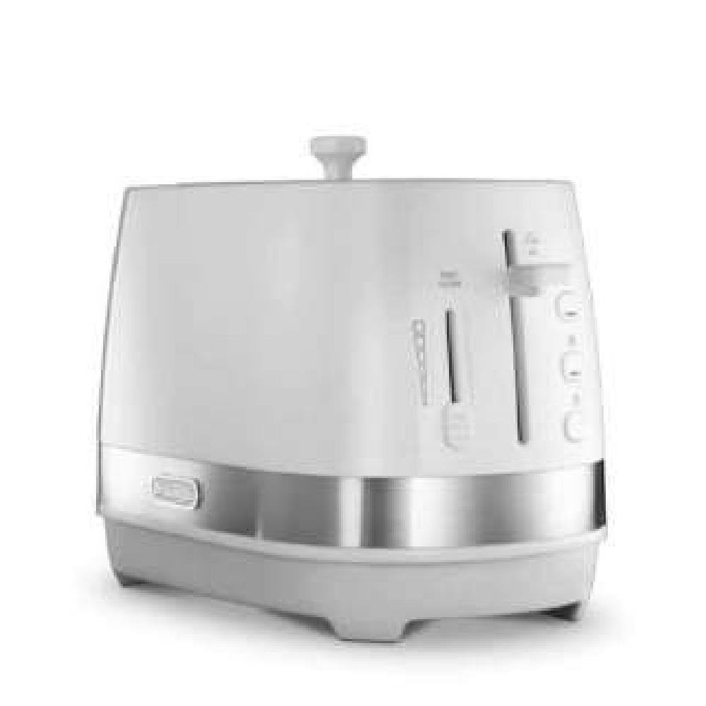 Delonghi ACTIVE SERIES Pop-Up Toaster CTLA2003J-W (True White)【Japan Domestic genuine products】【Ships from JAPAN】