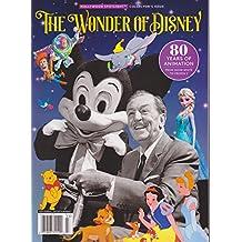Hollywood Spotlight Magazine The Wonder of Disney | 80 Years of Animation