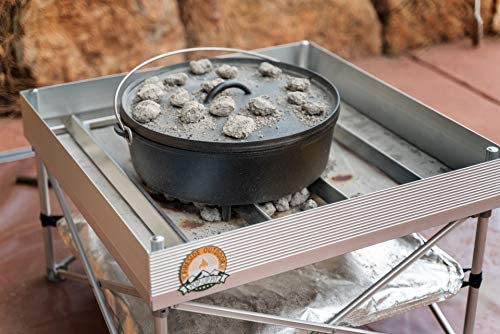 Dutch Oven Fire Table Bundle