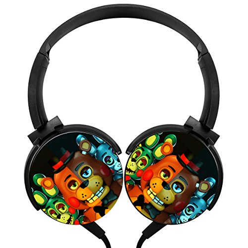Costume Design Software Online Free (Five-Nights-at-Freddy's Wired Black Portable Headphone Costume for Kids or)