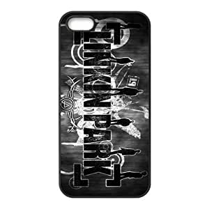 iPhone 5S Protective Case - Linkin Park Hardshell Carrying Case Cover for iPhone 5 / 5S