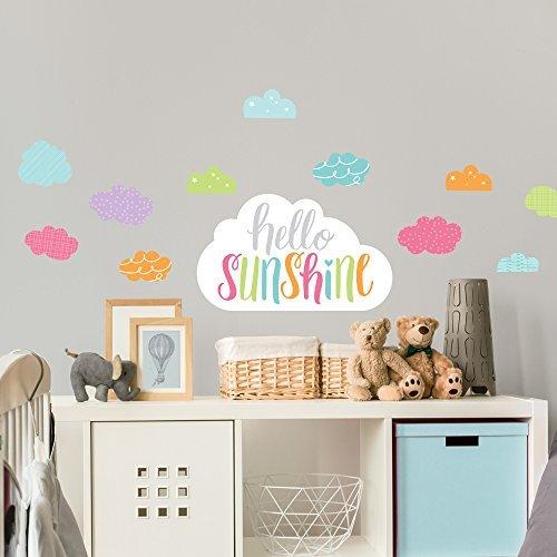 sunshine wall decal - 5