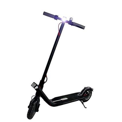 Scooter Eléctrico De 2 Ruedas Para Luz LED Para Adultos ...