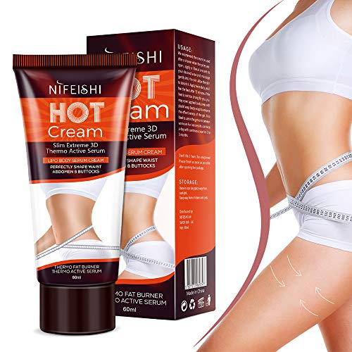 Hot Cream Professional Cellulite