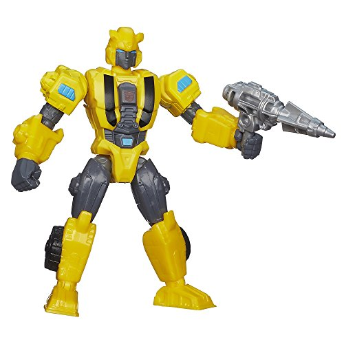 Buildable Berry (Transformers Hero Mashers Bumblebee Figure)