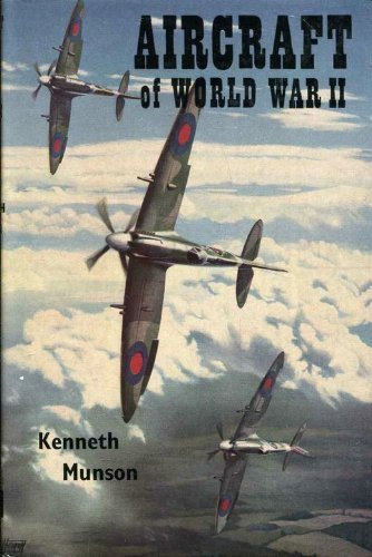 Aircraft of World War II, Munson, Kenneth