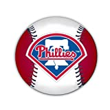 Fremont Die Consumer Products F68822 8 in. Magnet Logo - Philadelphia Phillies