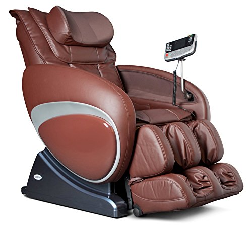 Cheap 16027 Zero Gravity Feel Good Massage Chair Recliner by Berkline Furniture – Brown