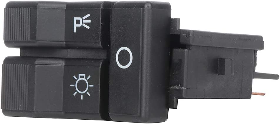 DS-290T Headlight Headlamp Switch Compatible with 1988-91 Chevy C1500 Truck Headlight Switch 1988-91 Chevy C2500 Truck Headlight Switch 19