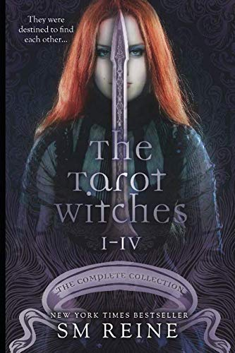The Tarot Witches Complete Collection: Caged Wolf, Forbidden Witches, Winter Court, and Summer Court (The Descentverse Collections)
