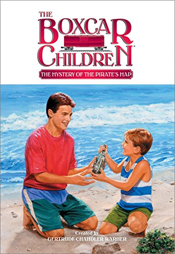 The Mystery of the Pirate's Map (The Boxcar Children Mysteries #70)