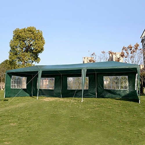 Outdoor Very Heavy Duty Pavilion Party Wedding Event Tent 10'x30' - Kiosk Melbourne