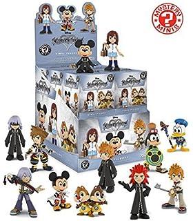 d121db58801 Funko Mystery Minis Disney s Kingdom Hearts Mini Toy Action Figure - 2 PACK  BUNDLE