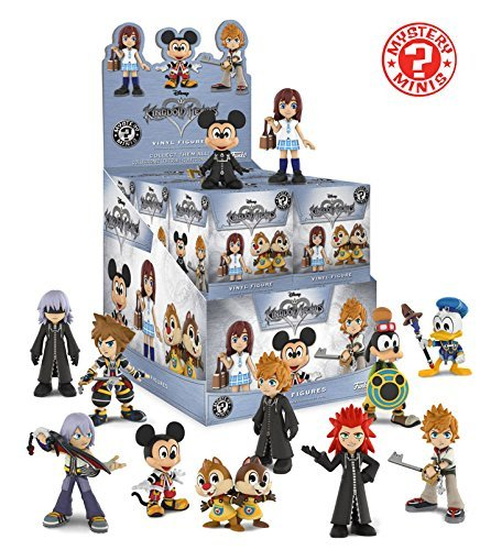 Funko Kingdom Hearts Mystery Mini Blind Box Display (Case of 12)