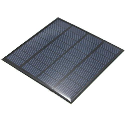 LaDicha 2W Da 9V 220Ma Mini Monocristallino Pannello Solare Fotovoltaico