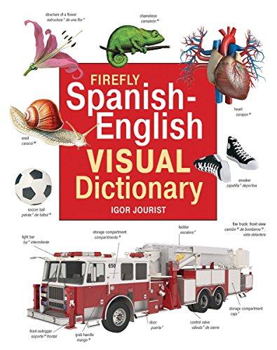 Firefly Spanish-English Visual Dictionary [Igor Jourist] (Tapa Dura)