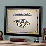 The Memory Company NHL Nashville Predators Official Mirror, Multicolor, 23 x 18