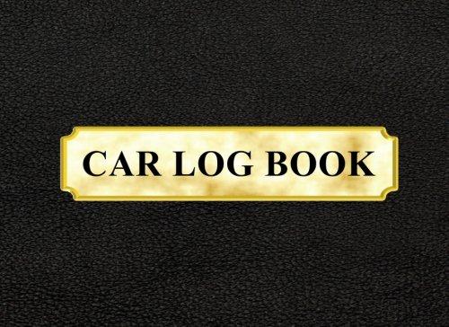 Car Log Book: Car Repair Log Book Journal (Date, Type of Repairs, Maintenance & Mileage)(8.25 x 6) V1