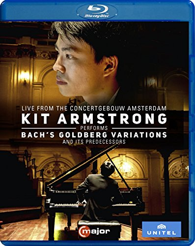 Kit Armstrong Performs Bach's Goldberg Variations and it's Predecessors ()