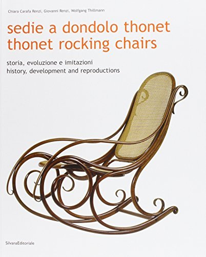 Thonet Rocking Chairs by Giovanni Renzi (2006-10-15) (Chair Chiara)