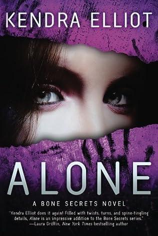 book cover of Alone