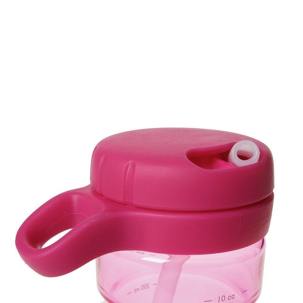 Oxo Tot Wasserflasche mit Drehverschluss.