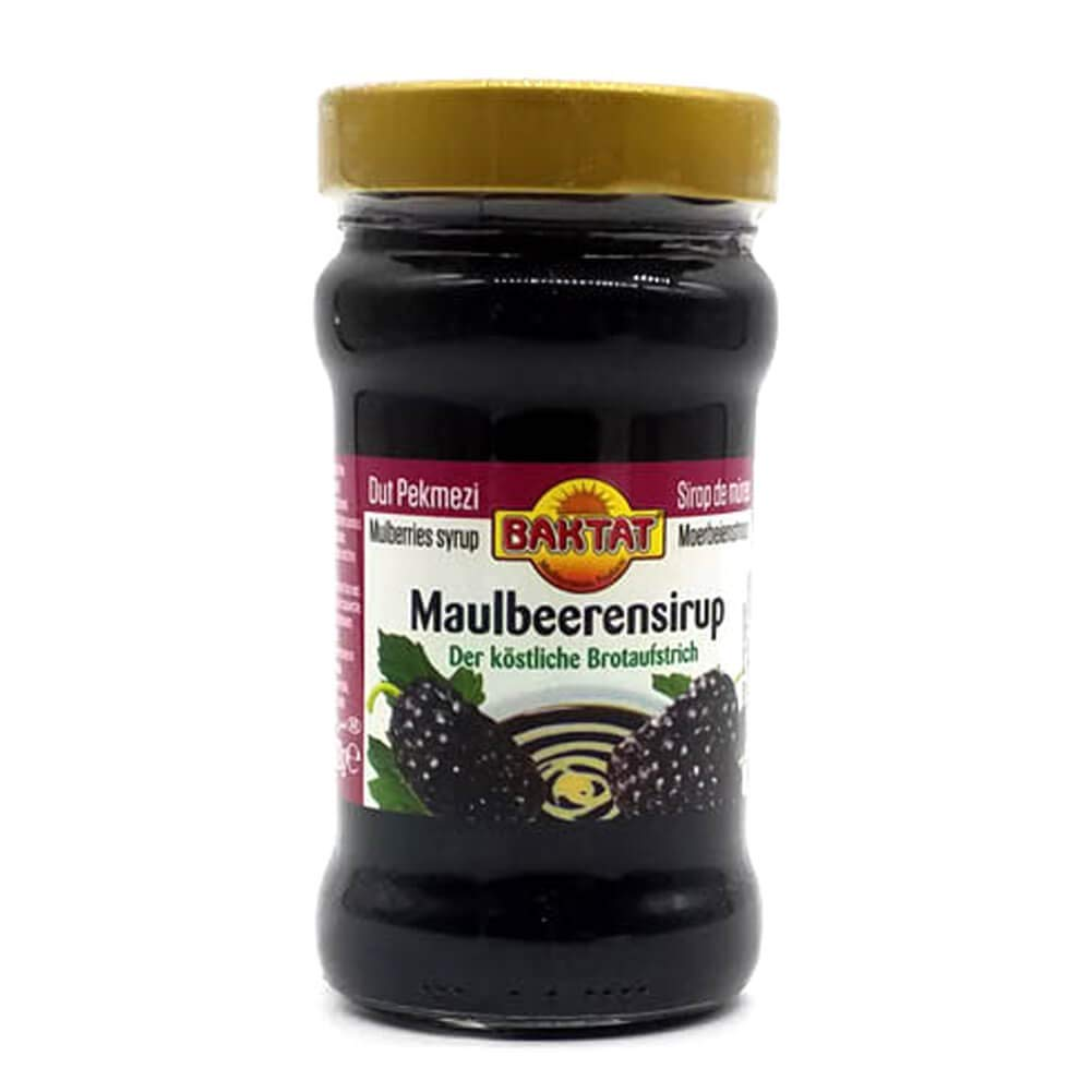 Baktat Mulberry Syrup from Turkey, 13.75oz, Bulk, Pack of 12