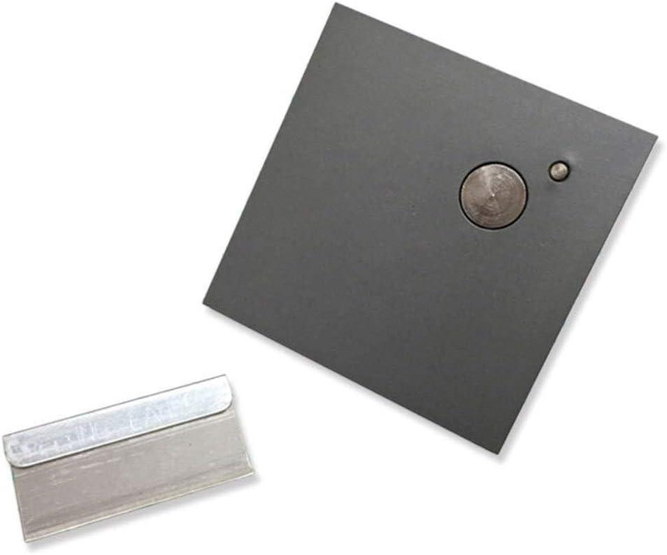 YUSHAOLI 2020 YSli Mini Model Photo Etch Bending Tool Handmade Woodworking For Engraved Sheet Processing ALI88 (Color : Black) Black