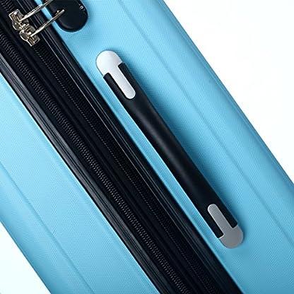 2050doble ruedas carcasa rígida maleta estuche de viaje en M, L, XL en 12colores