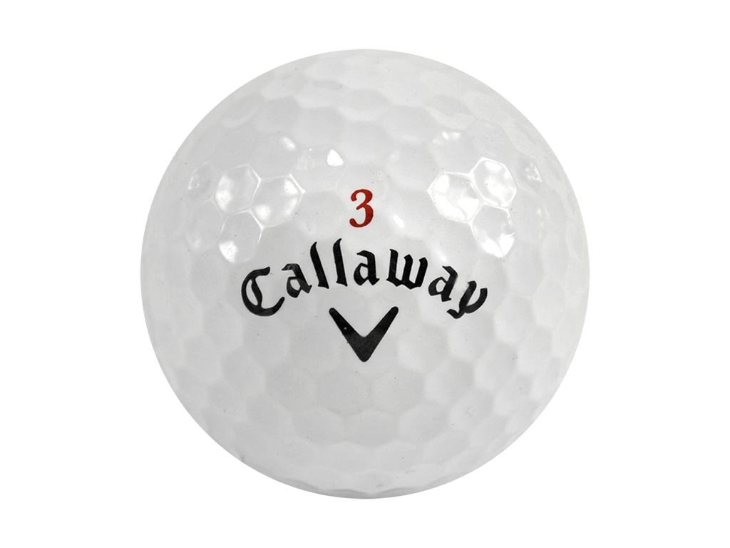 84 Callaway Tour iS - Near Mint (AAAA) Grade - Recycled (Used) Golf Balls by Callaway (Image #1)