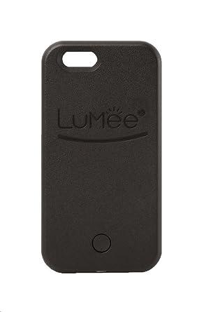 official photos f465e 7dd57 LuMee Original Light Up Case for iPhone 5/5S/SE - Black