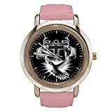 Women Watches Printed Saint Joseph Jesus Christ God Cross Dove - Catholic Christian Religious Gifts