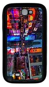 covers original Time Square New York TPU Black case/cover for samsung galaxy N7100/2