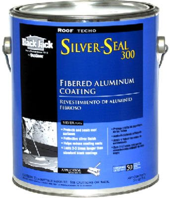 Gardner-Gibson Gal Alu Roof Coating 5175-A-34 Aluminum Roof Coating & (Gal Aluminum Roof)
