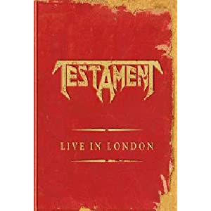 Testament - Live In London DVD