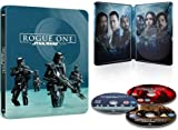 Rogue One: A Star Wars Story - Limited Edition Steelbook [3D Blu-ray + Blu-ray]