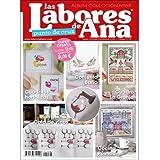 REVISTA ALBUM COLECCIÓN LABORES DE ANA Nº 68 - PUNTO…