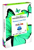 Hammermill Paper, Laser Print Paper, 24lb, 11 x 17, Ledger, 98 Bright, 500 Sheets / 1 Ream, (104620R), Made In The USA