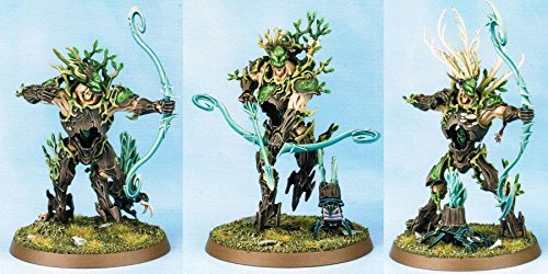 Games Workshop Warhammer Age of Sigmar Sylvaneth Kurnoth Hunters ()