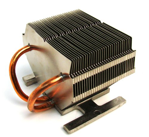 Genuine DELL CPU Heatsink For Dimension 8300, Dimension XPS, OptiPlex GX270 Desktop, OptiPlex GX270 Mini-Tower, OptiPlex GX270 Small Form Factor, PowerEdge 700, PowerEdge SC400, Precision WorkStation 360 Desktop, Precision WorkStation 360 Mini-Tower, Precision WS360 Part Number: 9Y212