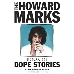 Howard Marks' Book of Dope Stories Audiobook