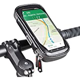 ROTTO Bike Phone Mount Bicycle Cell Phone...