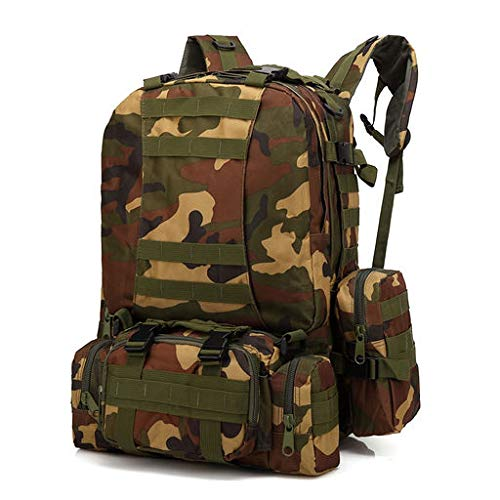 A Pack Borsa Fanny Day Molle 3 Vita Pouch Multifunzione Army 55l Per Impermeabile Escursionismo Assault Fenebort Zaino Militare Viaggio Marsupio D Campeggio 11 Borse Bag Da Tasca HwvSW6qn