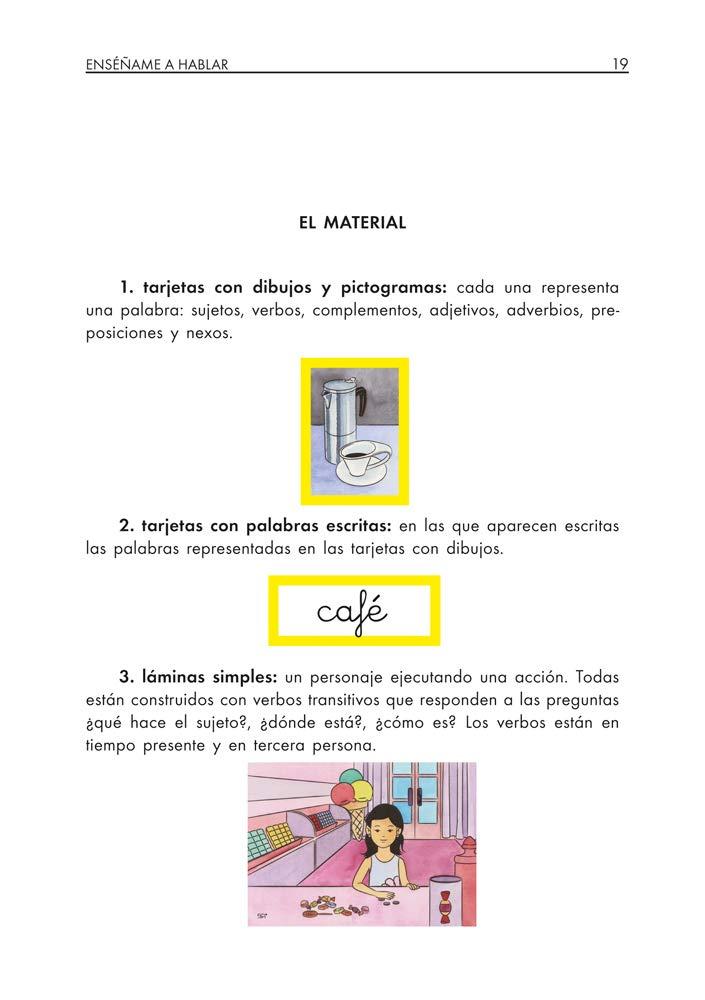 ENSE¥AME A HABLAR 7¦ EDICION: Gloria López Garzón: 9788499154404: Amazon.com: Books