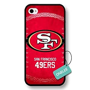 For SamSung Note 3 Case Cover over - NFL Team Logo For SamSung Note 3 Case CoverCustom Personalized San Francisco 49ers Hard Plastic For SamSung Note 3 Case Cover Cover - Black27