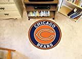 FANMATS 17954 NFL Chicago Bears Roundel Mat