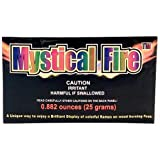 Mystical Fire Campfire Fireplace Colorant Packets (50 Pack)