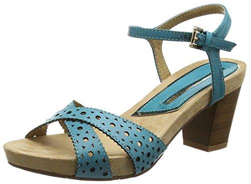 MM 66172 - Zapatos de vestir para mujer Brush esmeralda