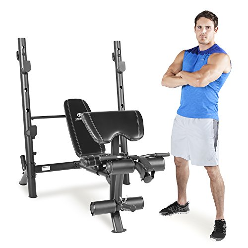 Marcy Diamond Mid Size Bench